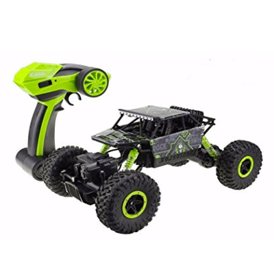 DeXop 2.4HZ Electric Rock Crawler Review
