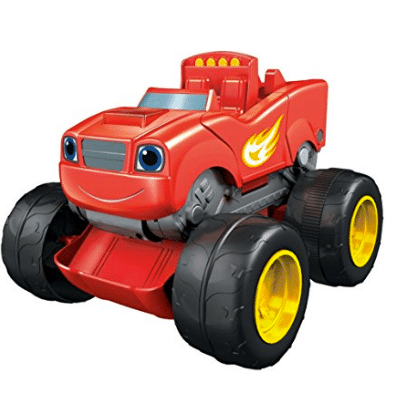 Fisher-Price Transforming RC Blaze Review