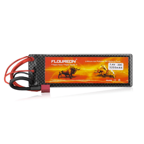 Floureon 7.4V 5200mAh Review