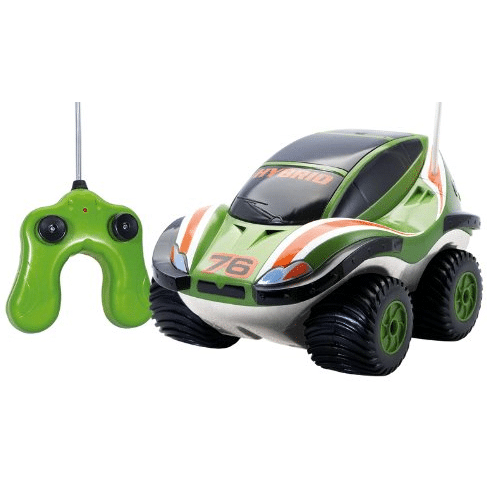 Kid Galaxy Amphibious RC Car Review