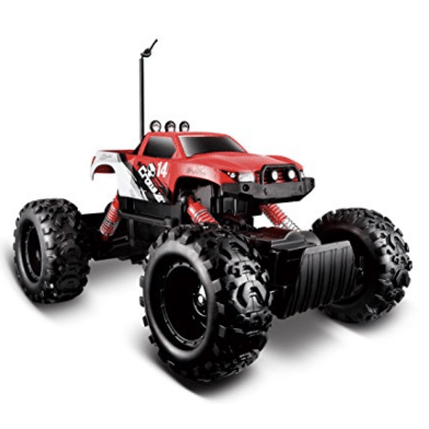Maisto RC Rock Crawler Review