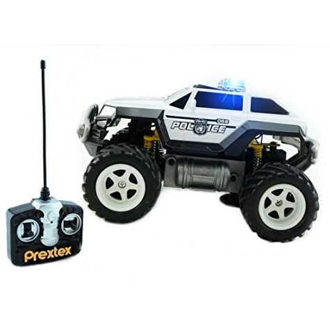 Pretex RC Monster Police Truck Review