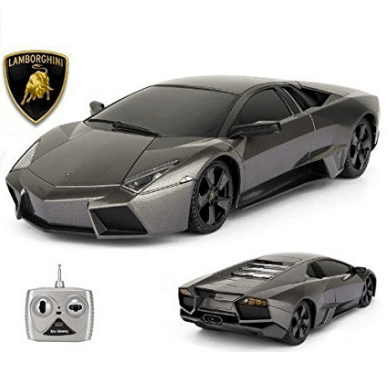 RC Lamborghini Reventon 1/8 Scale Review