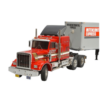 Tamiya King Hauler Semi Truck Review
