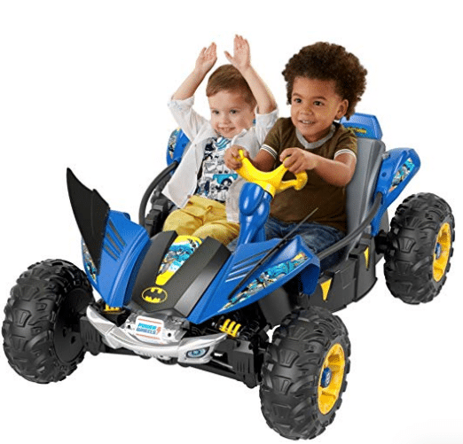 Power Wheels Batman Dune Racer Review