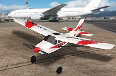 FUNTECH 3 Channel Remote Control Airplane Review